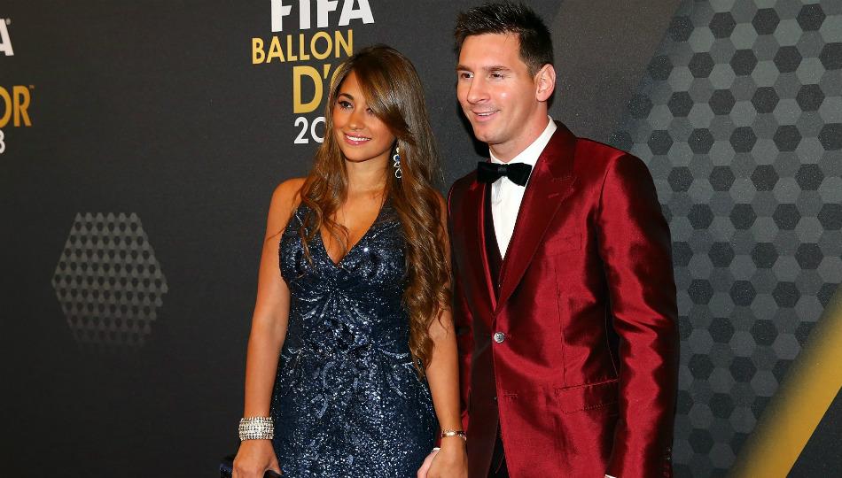 Lionel Messi - Antonella Roccuzzo